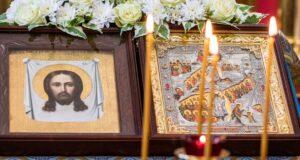 29 августа. Перенесение Нерукотворного Образа Господа Иисуса Христа